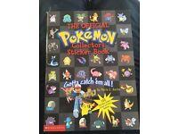Pokemon - The Official Pokemon Collector's Sticker Book