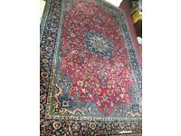 Persian 'Meshed' Rug 4m x 3m