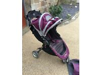 Bay Jogger City Mini push chair