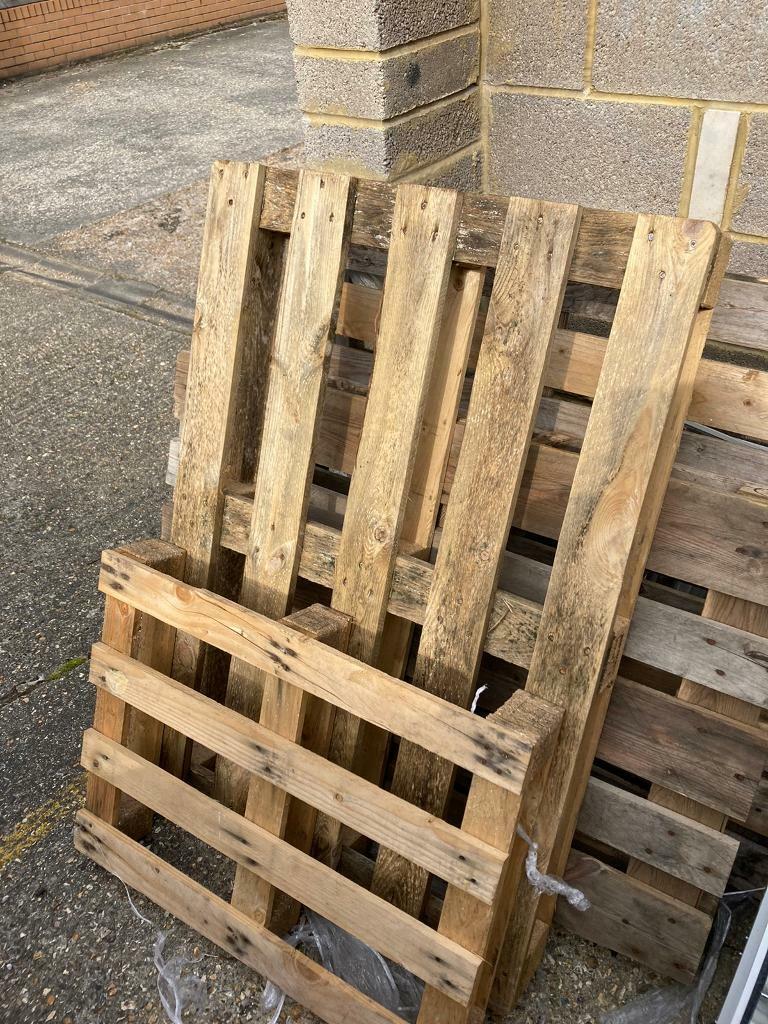Free crates