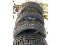 Winter tyres 185/55/16