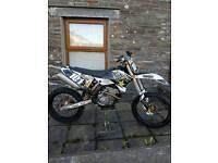 Ktm sxf motocross bike 250