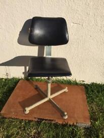 Vintage swivel chair - STILL AVAILABLE