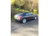 Chrysler Crossfire, 6 speed manual, low mileage