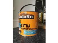 Sadolin woodstain