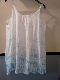 ladies PAPAYA short sun dress