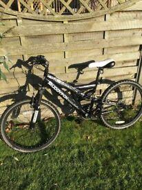 """Muddyfox Neptune 24"""" bike"""