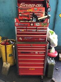 """Snap on tool chest 26"""".. no tools with it"""