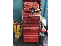 "Snap on tool chest 26"".. no tools with it"