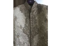 Asian sherwani