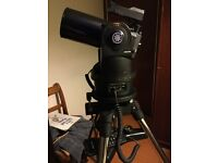 Meade ETX 90 Goto Astro telescope plus accessories