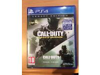 PS4 new call of duty only 10 pounds