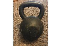 24 kg kettlebell weight