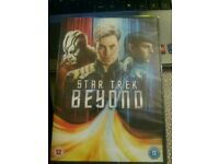 Brand new sealed Star Trek Beyond DVD £5