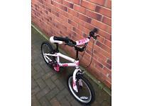 """BMX girls bike 18"""""""