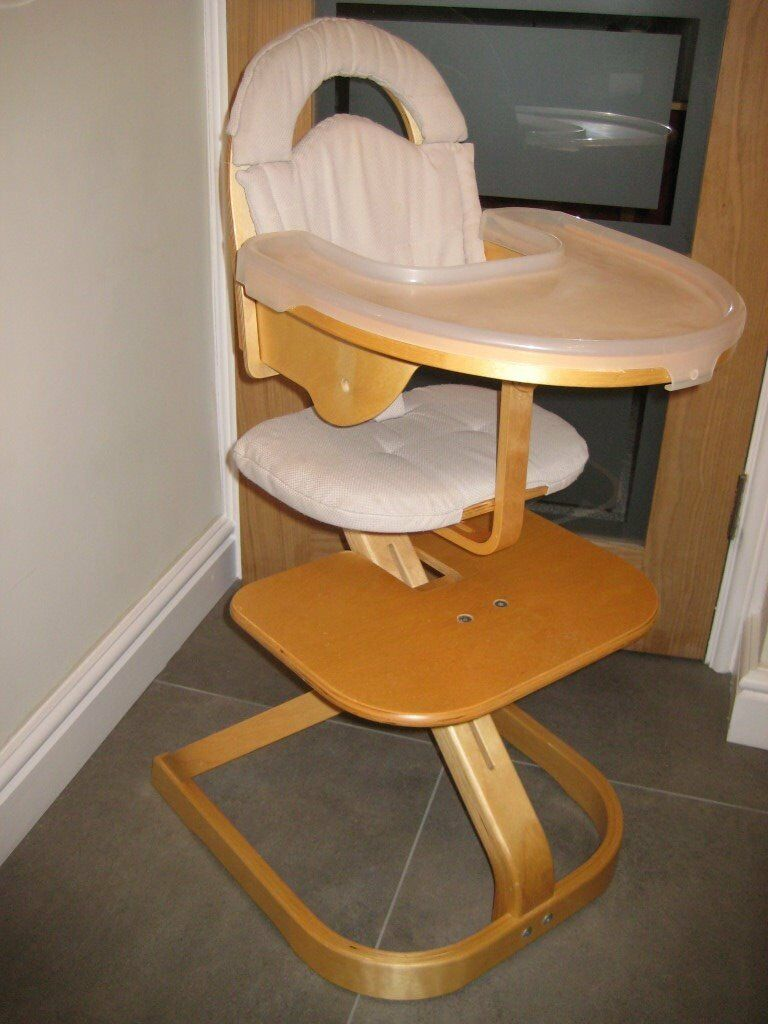Svan of Sweden Highchair like Tripp Trapp  StokkeSvan of Sweden Highchair like Tripp Trapp  Stokke   in Didcot  . High Chair Like Stokke. Home Design Ideas