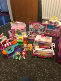 Shopkins playsets