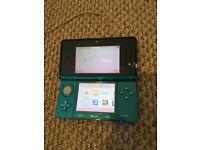 Nintendo 3DS & 2 Games