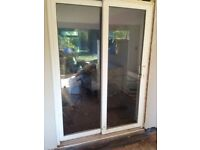 double glazed windows french doors or sliding patio doors