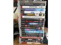PS3 Games x 20 and a skylander usb Dock
