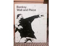 Banksy wall and piece| brand new| free delivery| special offer