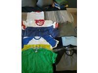 Assorted t-shirts lot/wholesale/car boot s/m/l/xl