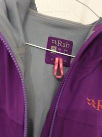 Womans Rab Kinetic Plus Jacket