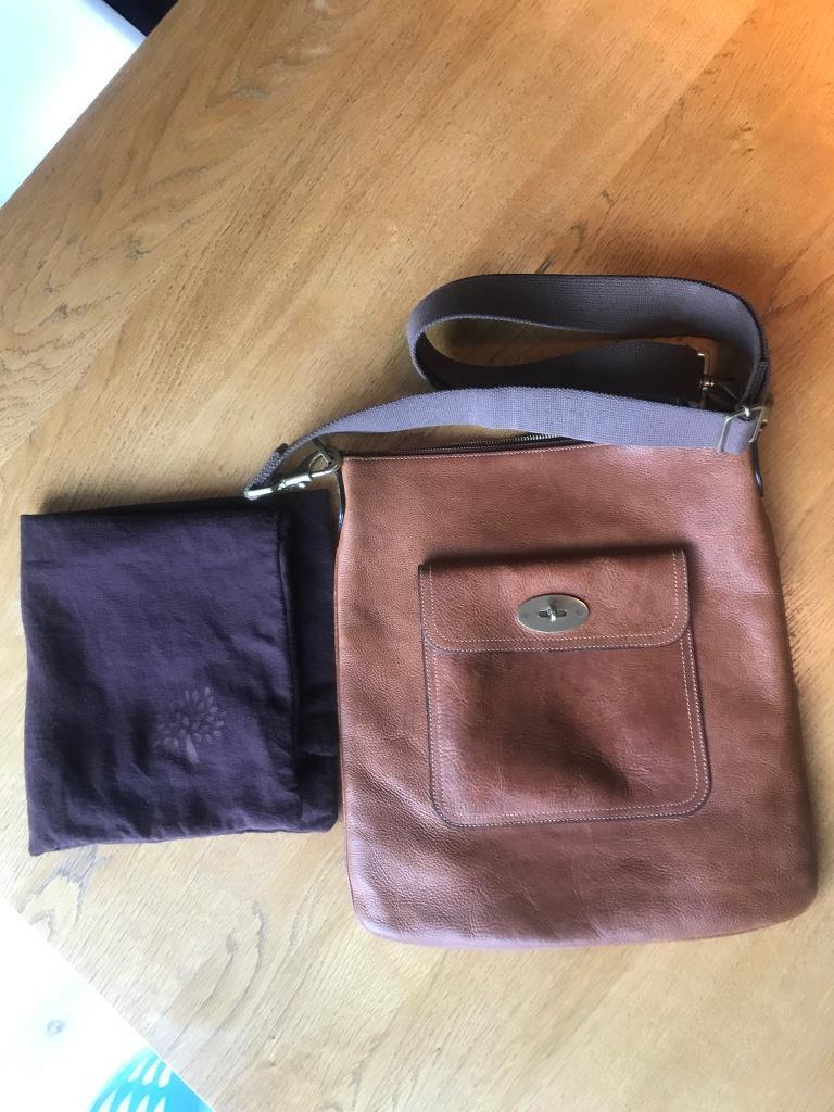 Mulberry Seth vintage messenger bag  3f4eb6cae1502