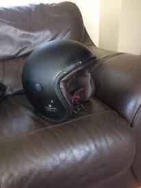 Caberg fiber openface helmet