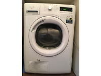 Whirlpool AZA9791 Condenser Tumble Dryer 9kg | With Heatpump Technology