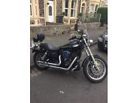 Harley Davidson Superglide FXDX low mileage