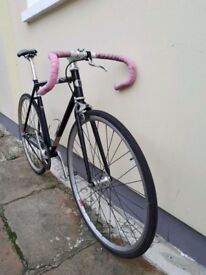 Python Duke Single Speed / Fixie Bike 54cm