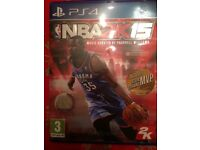 PS4 Games Basketball NBA 2K15