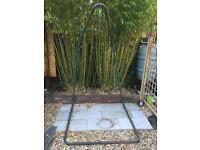Hanging Garden seat frame