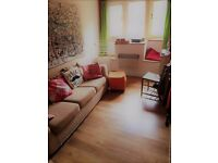 Harringay Green Lane in Manor House - large double room En-Suite available in a GAY HOUSE SHARE