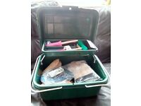 Large Horse Grooming Kit Bundle - 20 items, including kit box