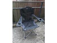 'Blacks' foldable camping/festival/fishing chair