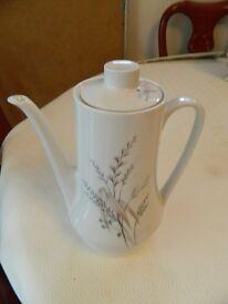Hutschenreuther Porcelain Coffee Jug