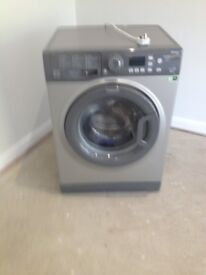Hotpoint 7kg washing machine. Not old at all. Perfect working condition