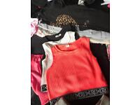 Girls clothing bundle age 8-10