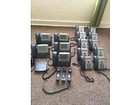 Job lot of Cisco office telephones
