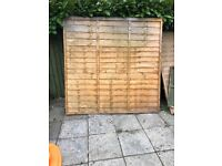 1 x Fence Panel for sale - Collection Only