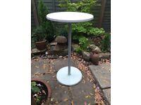 garden outdoor high bar table
