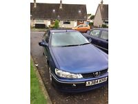 Peugeot 406 for spares or repair