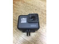 GoPro 5 black go pro. Hardly used