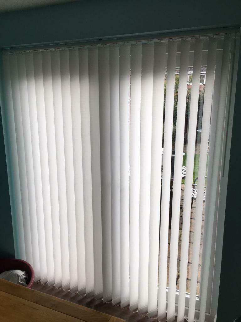 Patio Doors Vertical Blinds In Burton