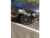 Crashed bmw m3 2008