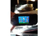 PVP pocket Portable game console / 60 built in games all top games / FOR SALE OR SWAPS
