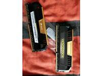 16gb Corsair vengeance pro series ddr3 ram