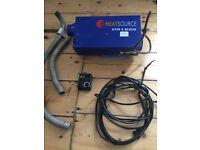 Heatsource RS1800 compervan/caravan gas heater